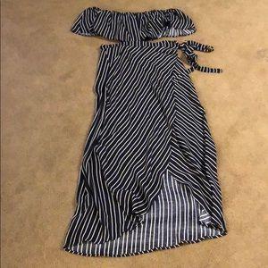 Bardot matching set worn once